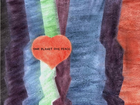 Marritte Funches: One Planet, One Peace